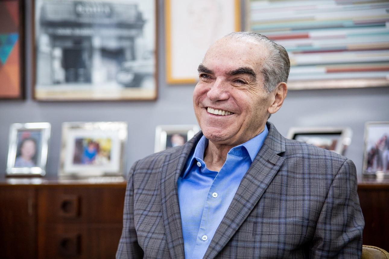 Michael Klein, ex-dono da Casas Bahia e maior sócio da Via Varejo