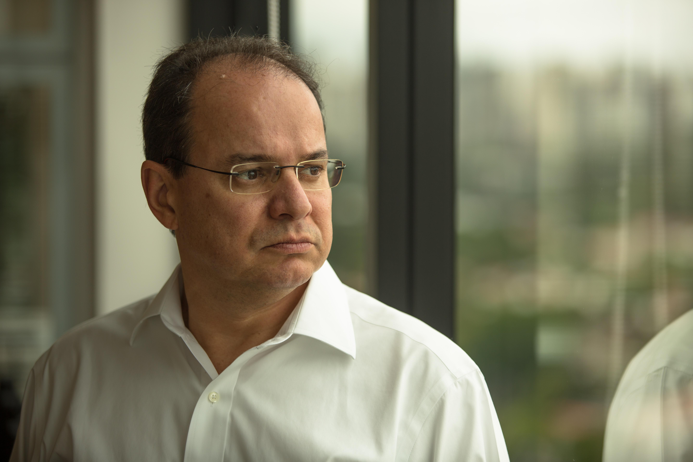 Rodrigo Azevedo, ex-diretor do BC e sócio da Ibiuna Asset. FOTO: LEO MARTINS