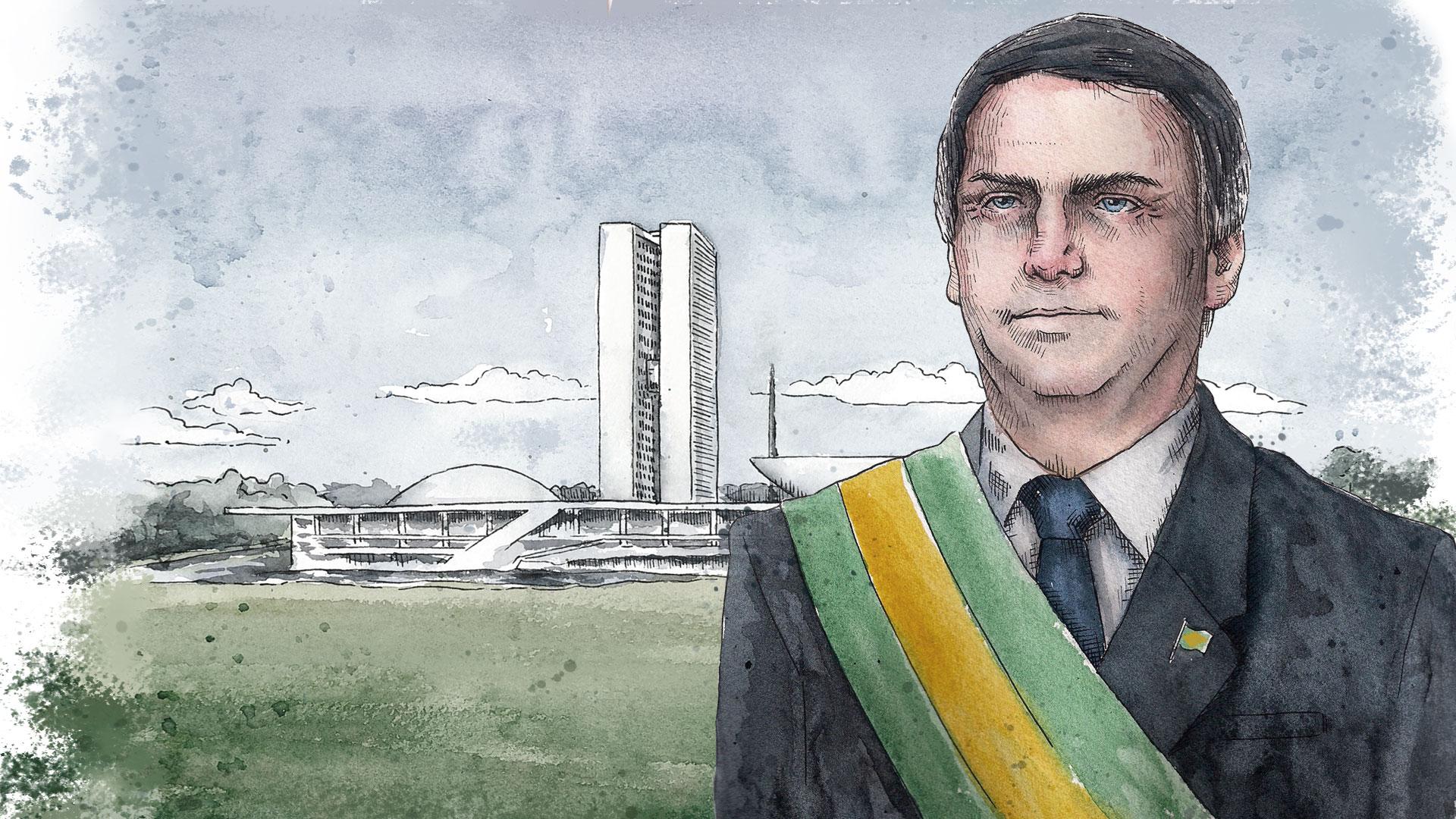 Bolsonaro Posse