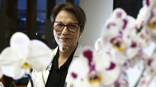 Nova ministra da Agricultura, Tereza Cristina
