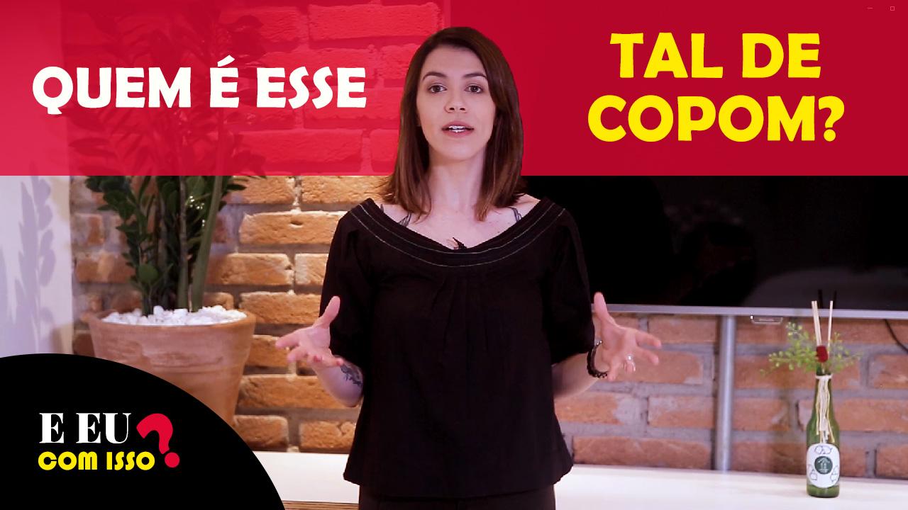 Capa do vídeo sobre o que é o Copom