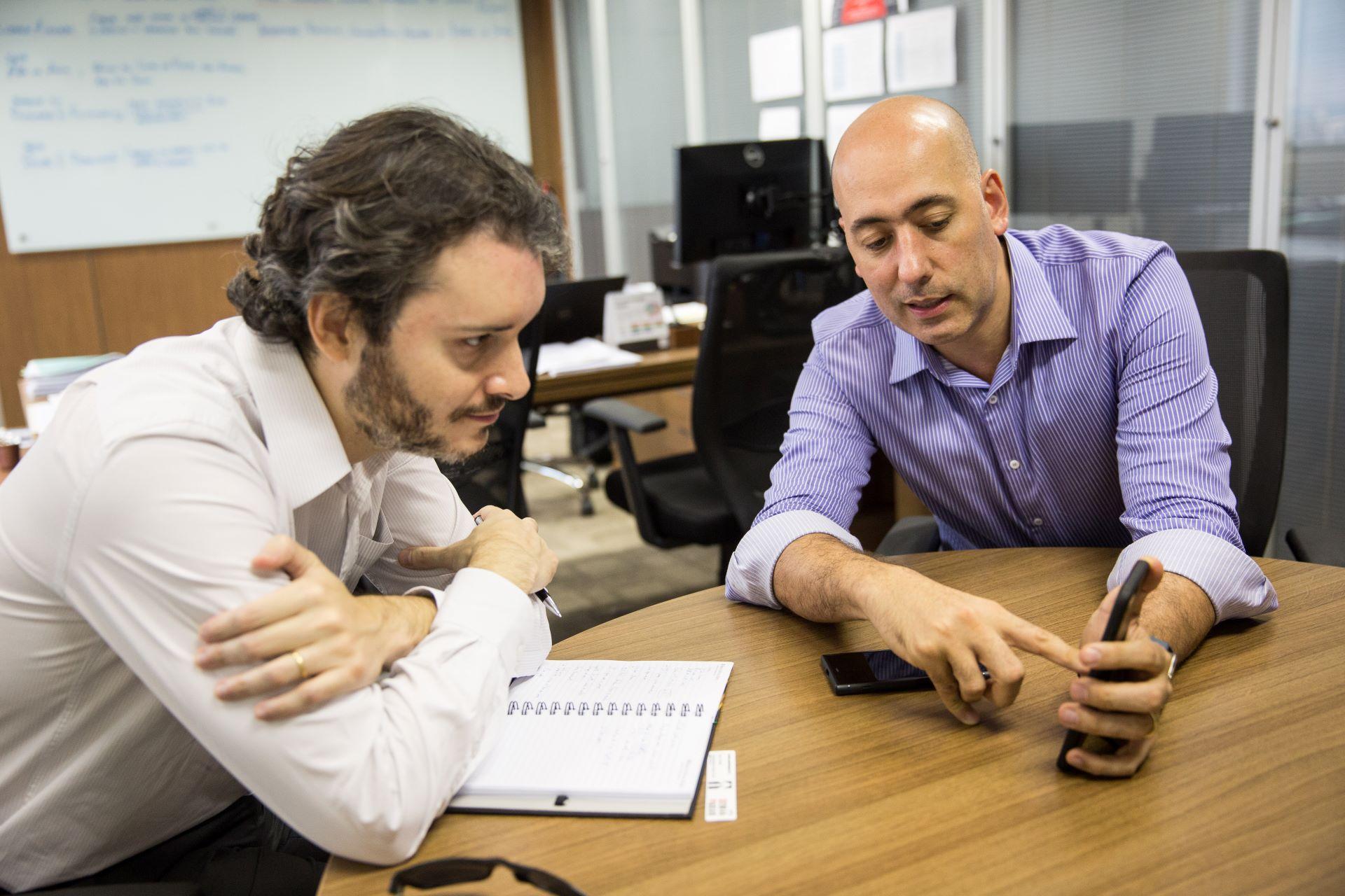 Fernando Yunes, presidente do Sem Parar, em entrevista a Vinícius Pinheiro
