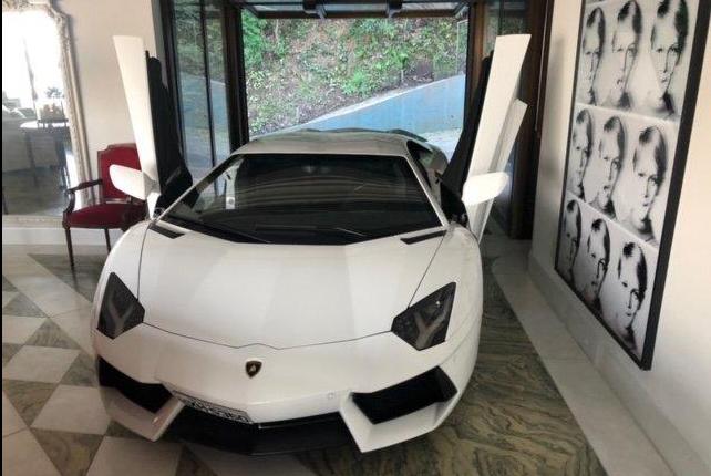 Lamborghini de Eike Batista