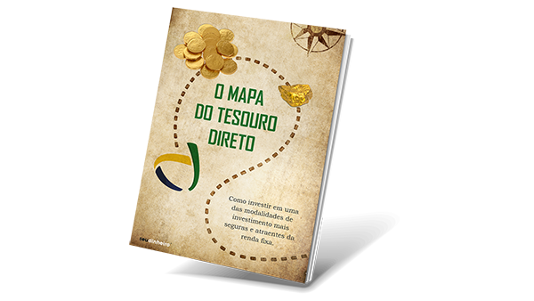 eBook O Mapa do Tesouro Direto