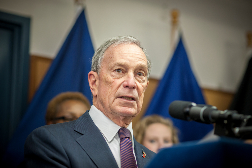 Michael Bloomberg, bilionário