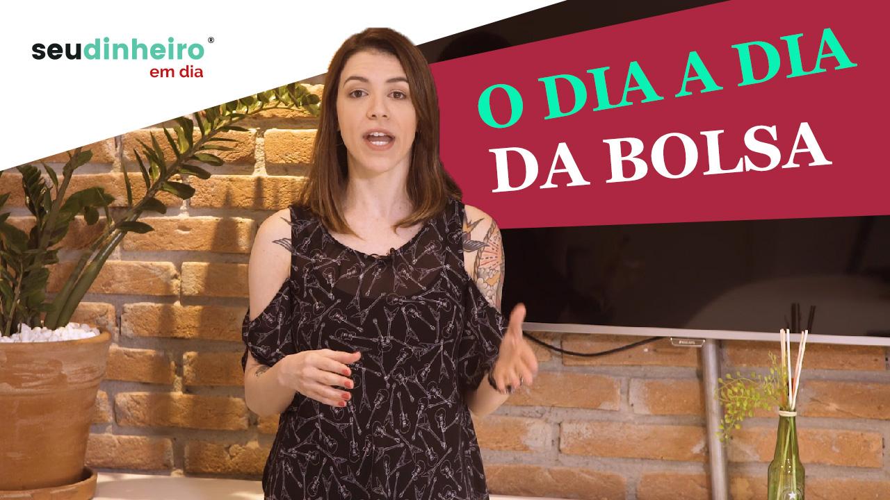 Capa do vídeo sobre os horários de funcionamento da bolsa