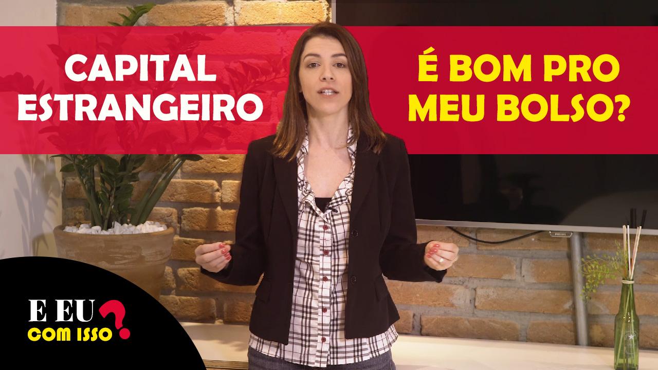 Capa do vídeo sobre a importância dos investimentos estrangeiros