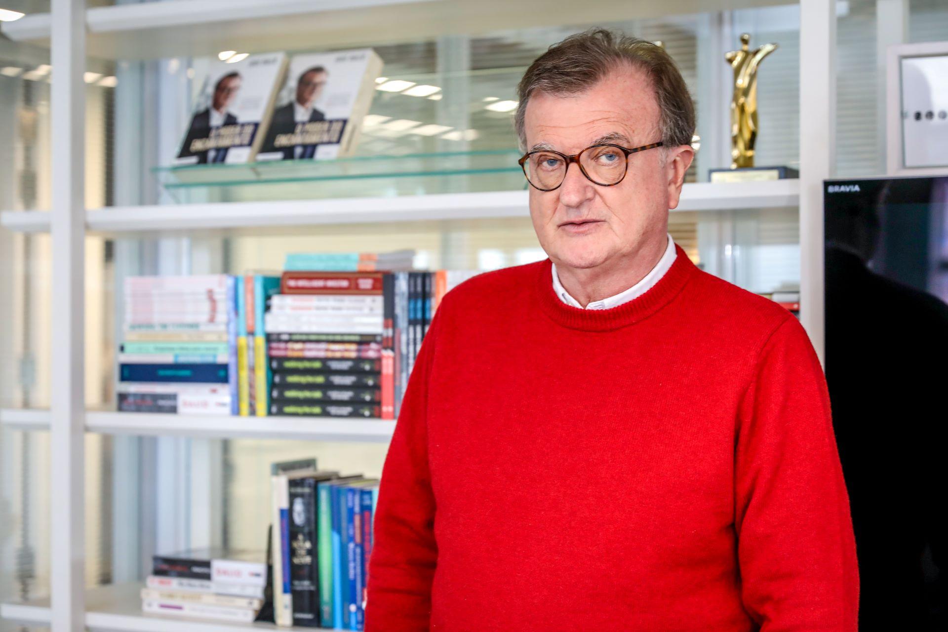 José Gallo, presidente do conselho de administração da Lojas Renner