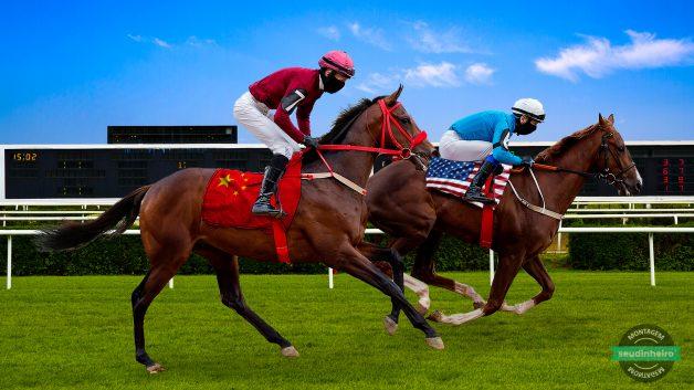 Na Disputa Entre Eua E China Aposte Nos Dois Cavalos Diz