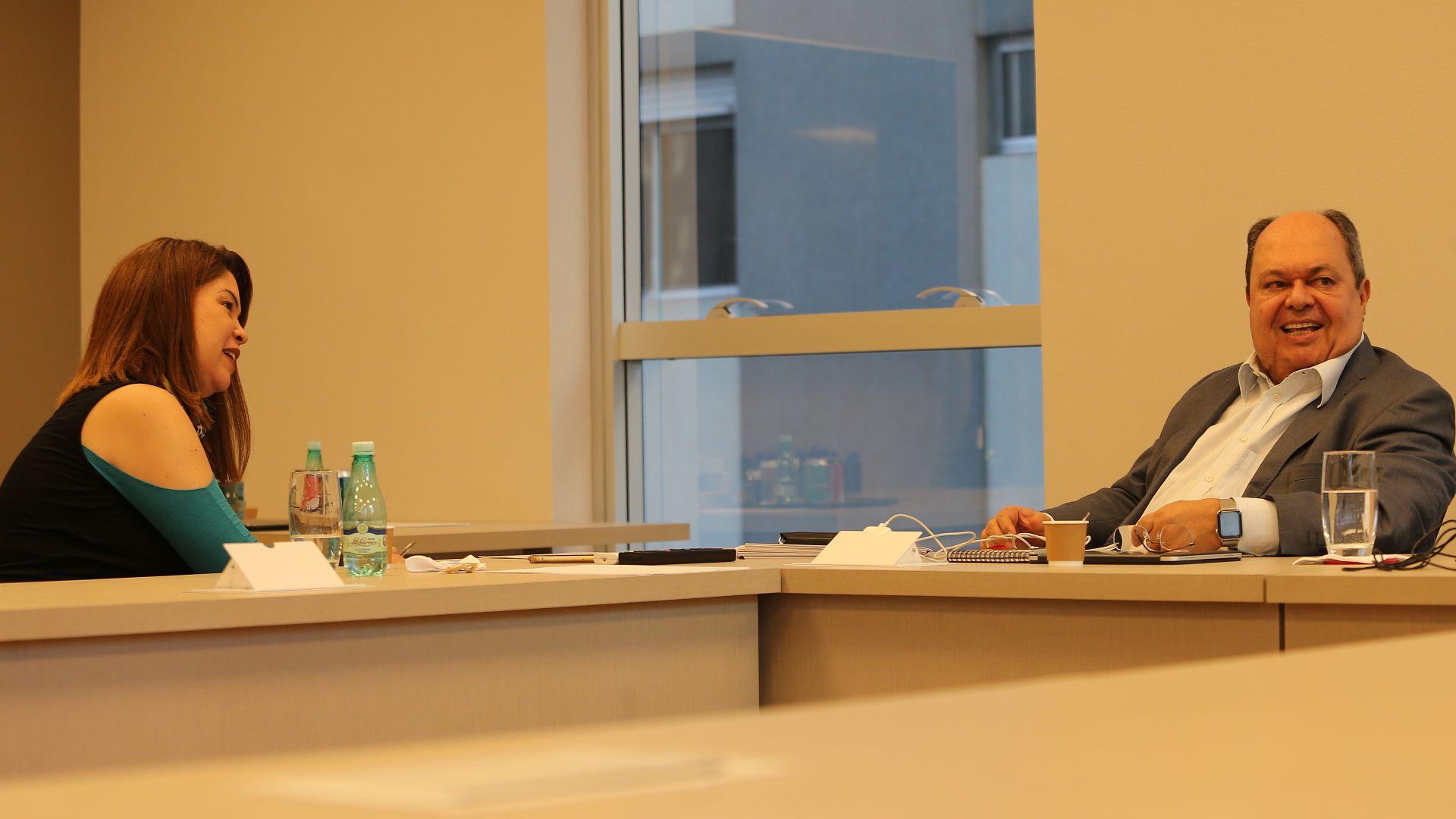 Marcelo Silva, vice-presidente do conselho de administração do Magazine Luiza