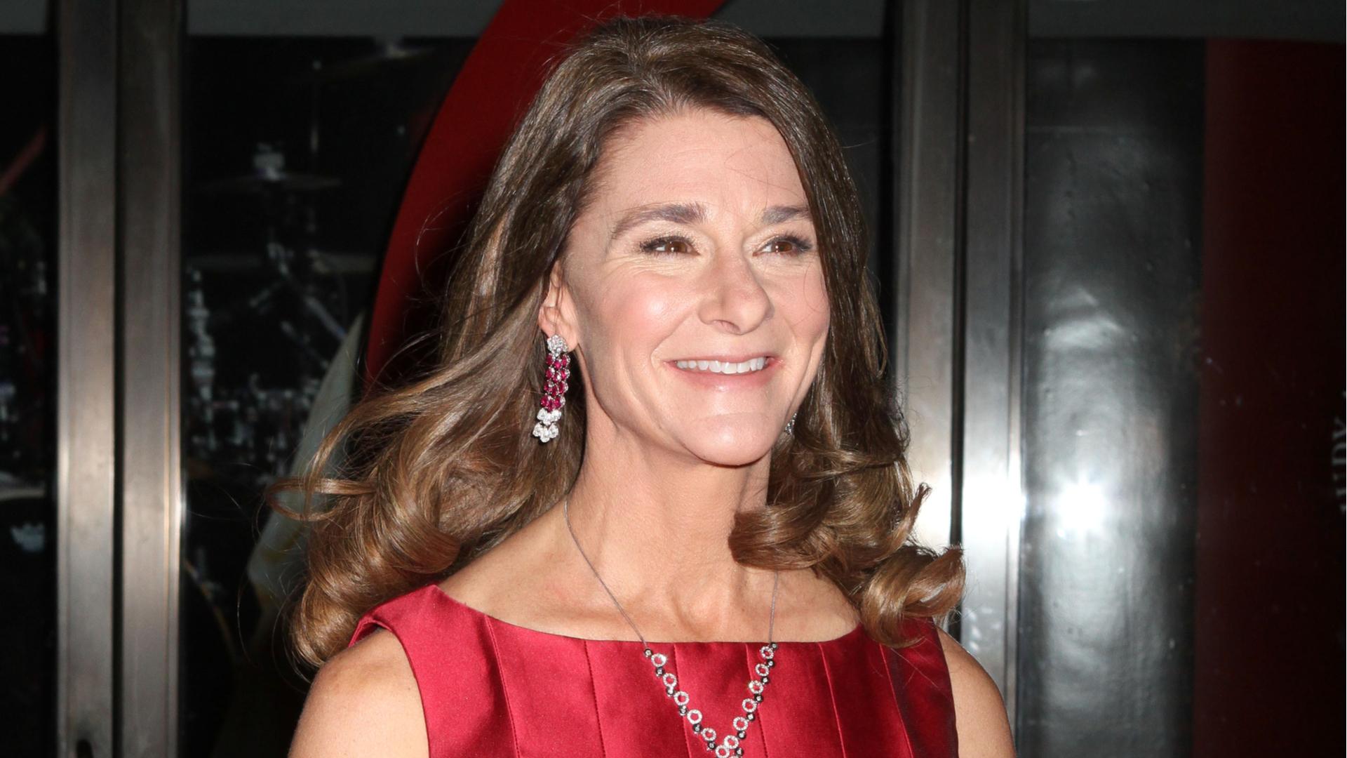 Melinda Gates, esposa da Bill Gates