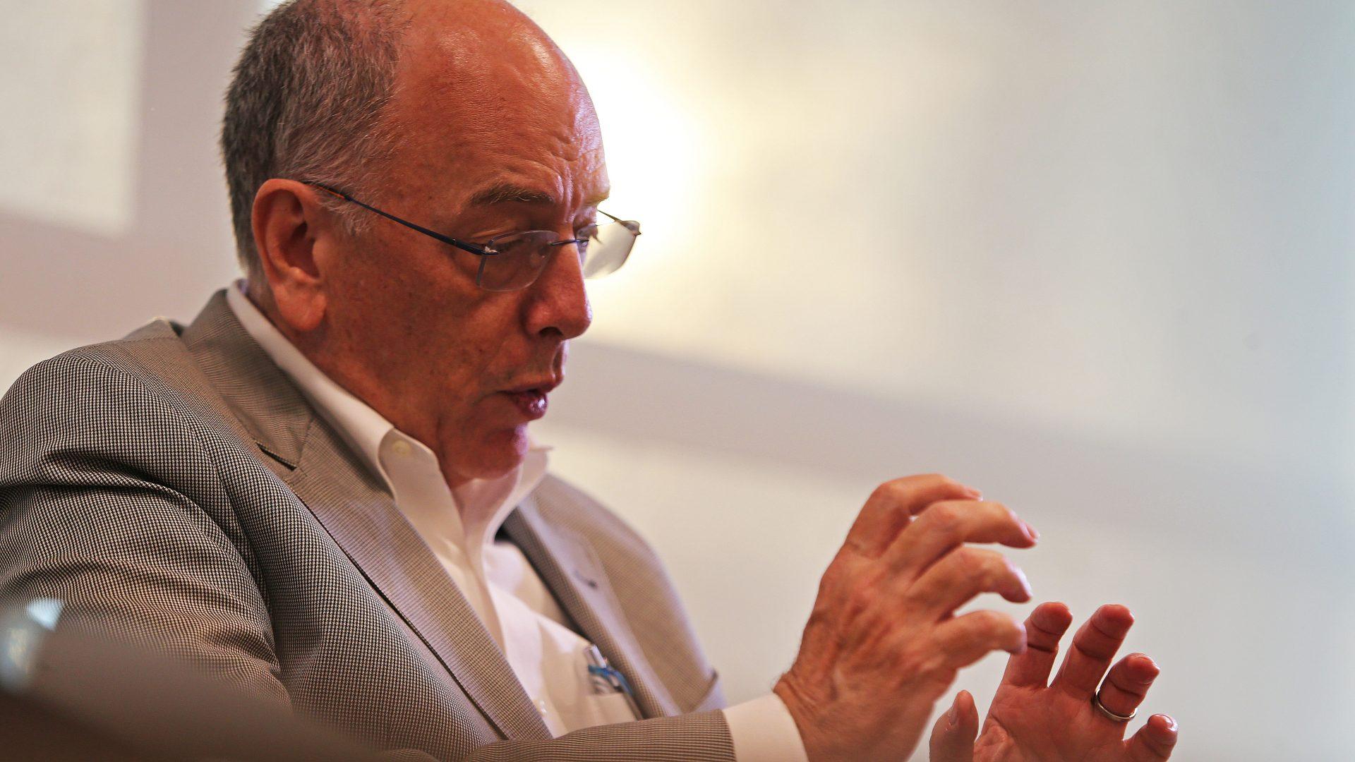 Pedro Parente, presidente do conselho da BRF, em entrevista ao Seu Dinheiro