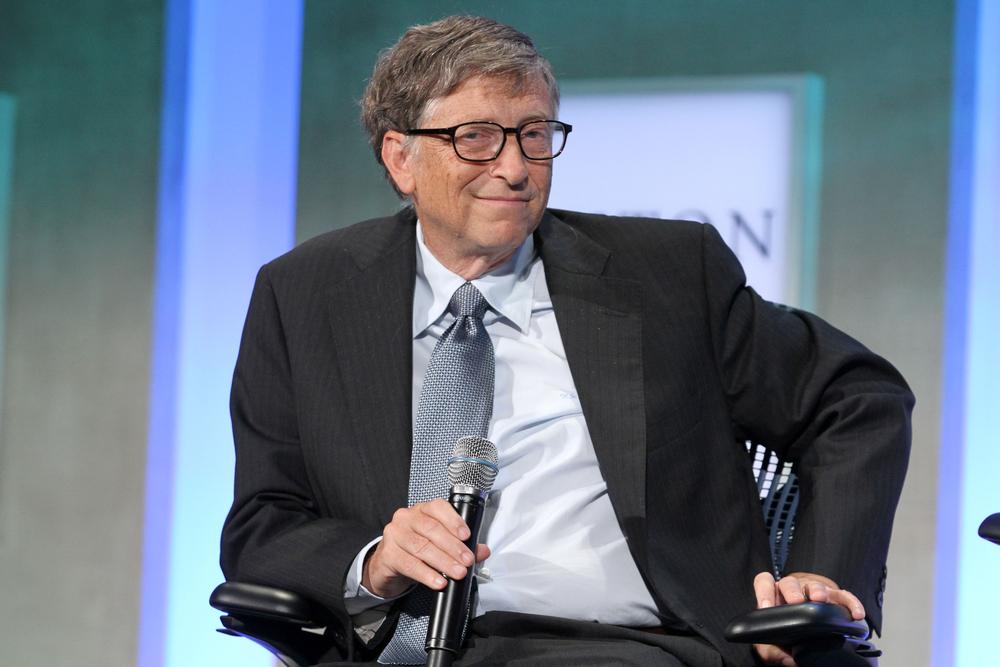 Bill Gates; bilionários
