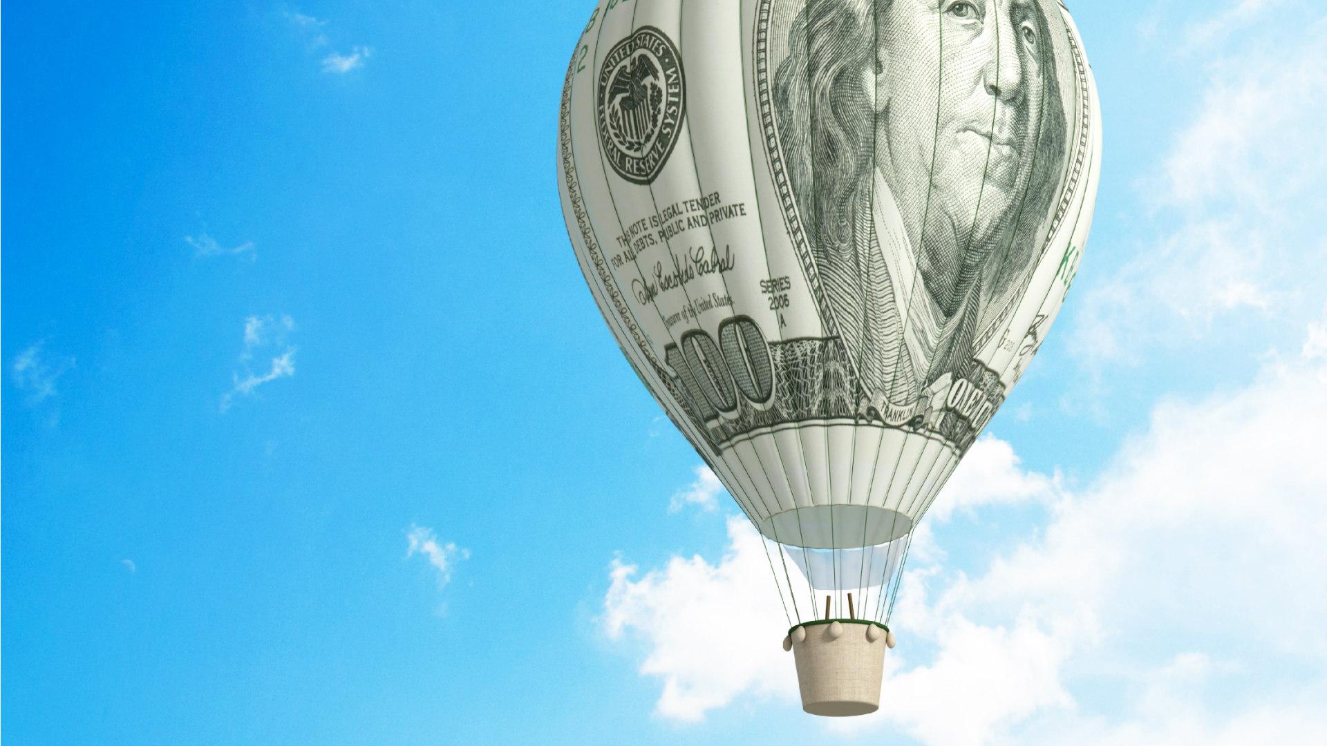 Dólar balão