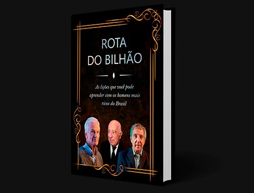 Jorge Paulo Lemann, Joseph Safra e Abilio dos Santos Diniz