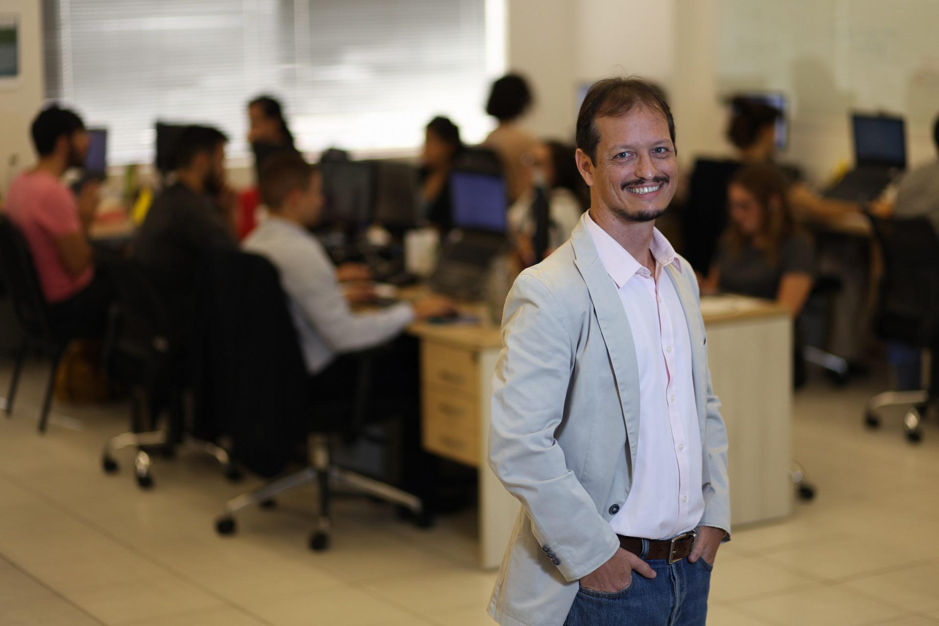 Leonardo Letelier, CEO da Sitawi - Finanças do Bem