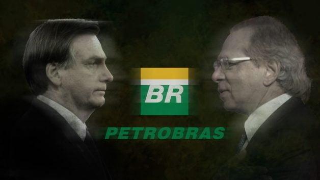 Bolsonaro Guedes Petrobras v4