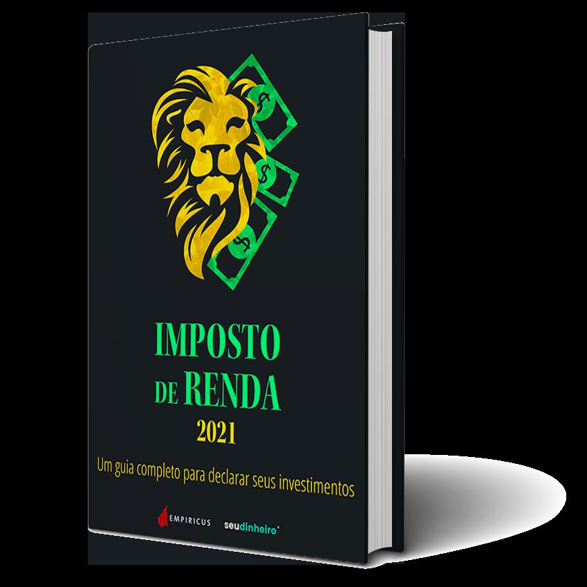 eBook Imposto de Renda 2021 - Investimentos