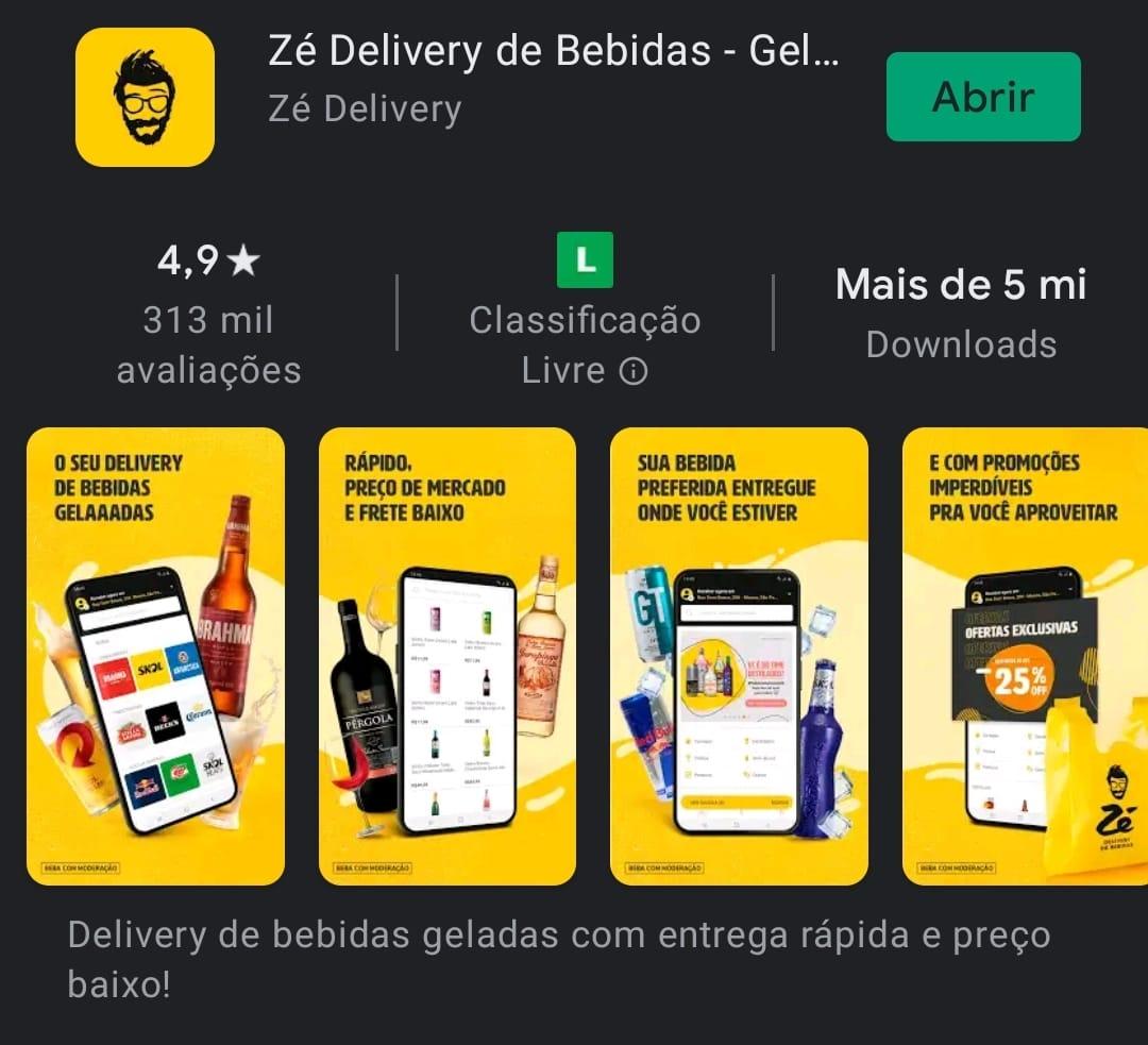 Zé Delivery Ambev
