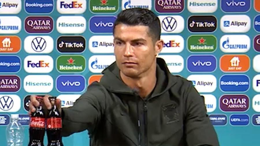 Cristiano Ronaldo CR7 Coca-cola
