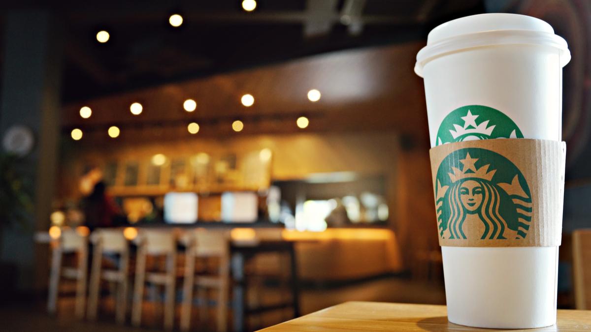 Loja do Starbucks