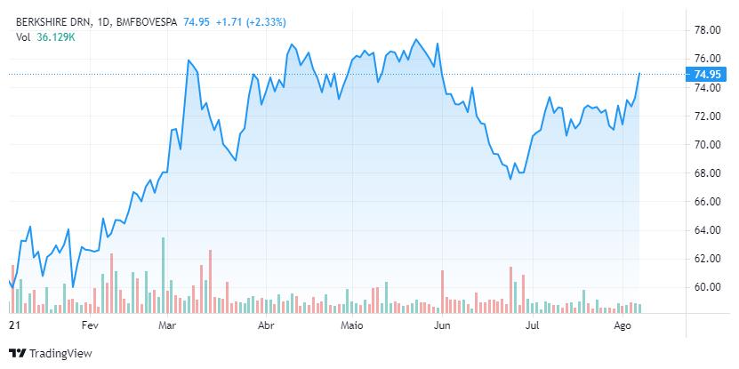 Berkshire Hathaway Warren Buffett BDRs
